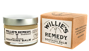 Willie's Remedy  Stick Soothing Balm 375mg CBD 1 Oz